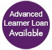 Advance Learner Loan Available